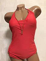Купальник женский совместный.Rivage Line.0877 красный, фото 1