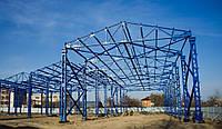Будівництво ангарів,зерносховищ,накриттів ю, фото 1