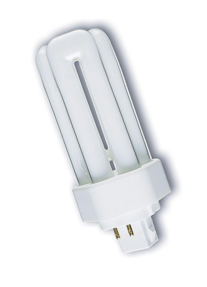 Лампа энергосберегающая OSRAM T/E 18w/840/4P GX24g-2