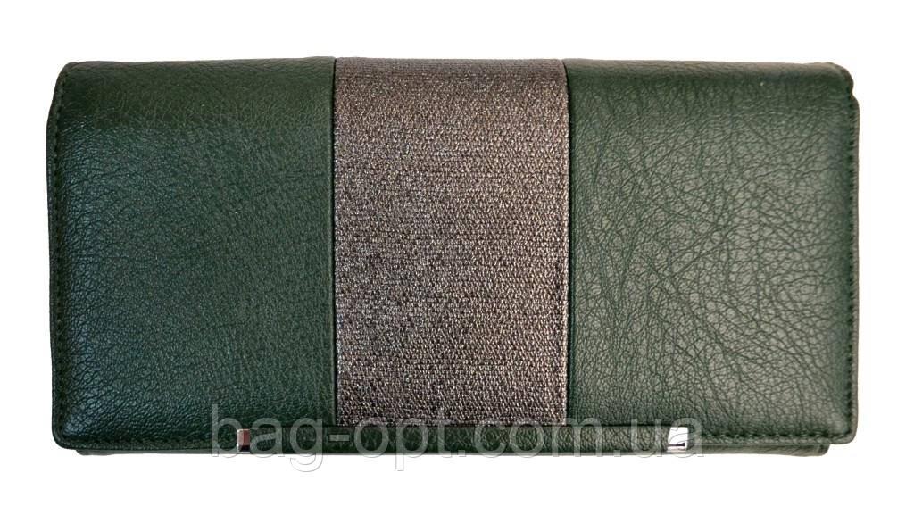 Женский кошелек на магните из искусственной кожи Somuch (10x19x3.5 см)