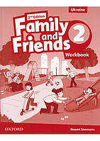 Family and Friends 2. Workbook 2014 2nd Edition