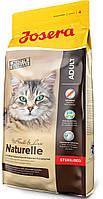Беззерновой корм Josera Naturelle для стерилизованных кошек 400 грамм