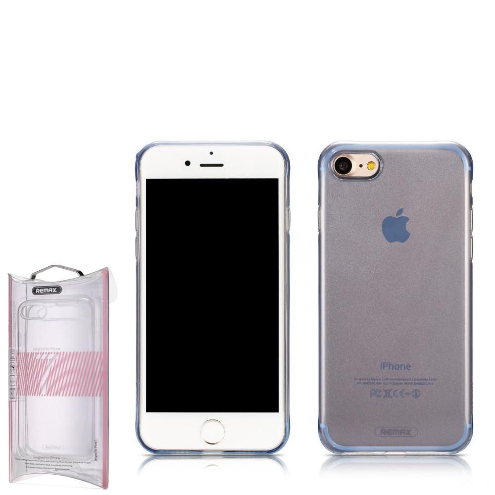 Чехол Remax Crystal iPhone 7 Plus Blue