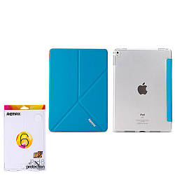 Чехол Transformer iPad Air 2 Blue
