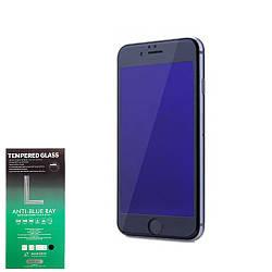 Защитное Стекло Remax Gener Anti Blue-ray 3D Glass for iPhone 7 Black