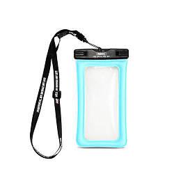Водонепроницаемый чехол Remax RT-W2/W2 plus waterproof bag Blue