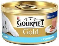 Gourmet Gold Паштет с тунцом 85 гр