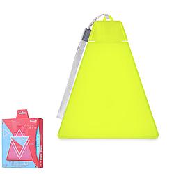 Бутылка для воды Remax Pyramid Happinese Cup  RT-CUP34 Yellow