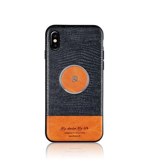 Чехол Remax Magnetic Series Case for iPhone X Black