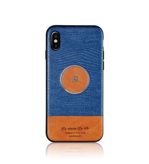 Чехол Remax Magnetic Series Case for iPhone X Blue