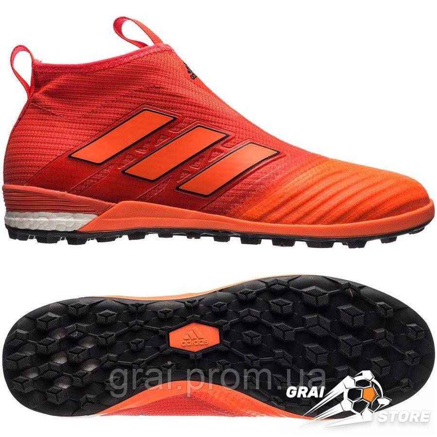 0e647dc68ae3e2 Сороконожки adidas ACE Tango 17+ PureControl Boost TF Red/Orange/Black -  Интернет