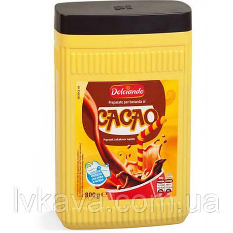 Какао напиток Dolciando , 800 гр, фото 2
