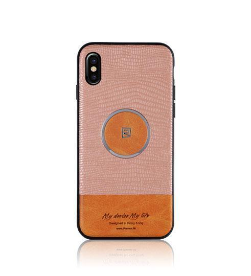 Чехол Remax Magnetic Series Case for iPhone X Pink