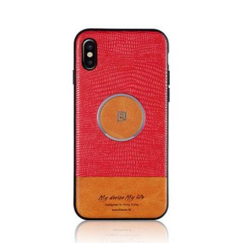 Чехол Remax Magnetic Series Case for iPhone X Red