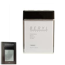 Портативний зарядний пристрій (Power Bank) REMAX Power Bank Beryl Series RPP-69 8000 mAh White