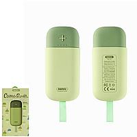Портативное зарядное устройство (Power Bank) REMAX Power Bank Camaroon Series RPL-32 5000 mAh Green