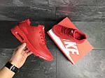 Мужские кроссовки Nike Air Max Hyperfuse (красные), фото 6