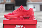 Мужские кроссовки Nike Air Max Hyperfuse (красные), фото 7