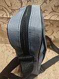 (24*19-большое)Спортивные барсетка NIKE Оксфорд ткань сумка для через плечо только оптом, фото 3