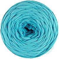 Трикотажная пряжа Pastel XL Яркий голубой (65 м)