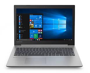Ноутбук 15' Lenovo IdeaPad 330-15IGM (81D100M0RA) Platinum Grey 15.6' матовый LE