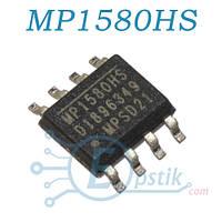 MP1580HS, DC/DC преобразователь понижающий, 2А, 380кГц, SOP8