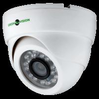AHD камеры GreenVision