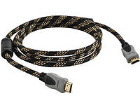Кабель HDMI-HDMI 2.0 - 1,8м, фото 1