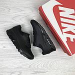 Женские кроссовки Nike Air Max Hyperfuse (черные), фото 4