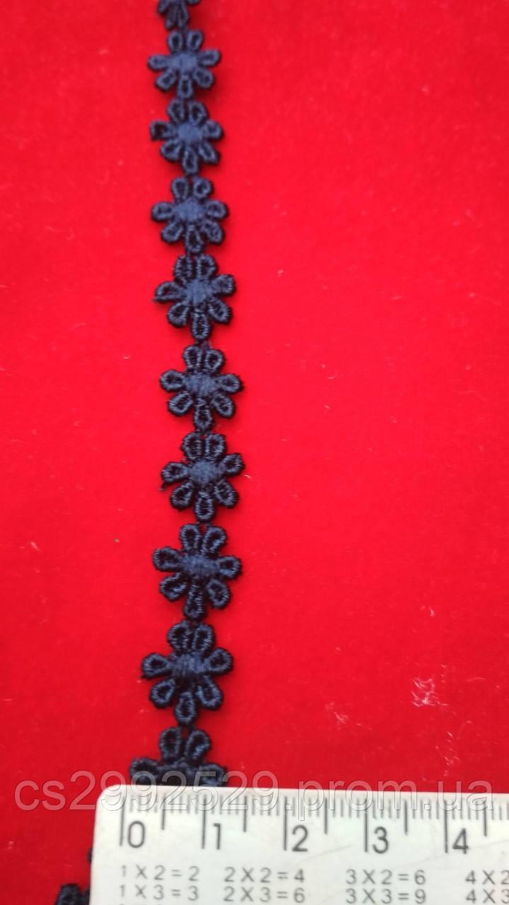 Кружево цветы,ромашки 9 метров моток