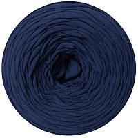 Трикотажная пряжа, цвет Синяя Черника (85 м)