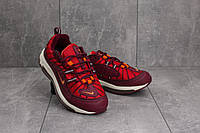 Кроссовки В 359 -31 (Nike Air Max 98) (весна/осень, женские, резина, красный)