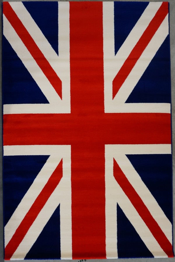 """Ковер для детской комнаты """"Британский флаг"""".  Коврик детский фото"""