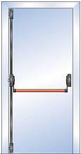Ручка Антипаника G-U для 1-створчатой двери с горизонтальным 3-точечным запиранием