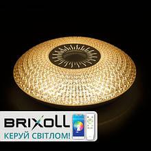 Светодиодная люстра Brixoll smart  BRX-40W-027