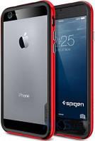 Чехол SGP Neo Hybrid EX Series Apple iPhone 6, iPhone 6S Dante Red (SGP11025)