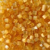 Бісер чеська рубка 15041 сатин бежевий світлий, розмір 10/0 (упаковка 50грам)