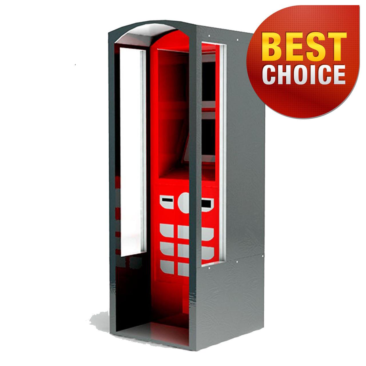 Терминал оплаты уличный ПТ-5 «Телефонная будка»