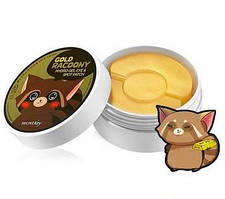 Secret Key Gold Racoony Hydro Gel Eye and Spot Patch Гидро-гелевые патчи