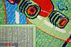 "Ковер для детской комнаты ""Тачки дорога"", цвет синий.  Ковер Тачки Киев цена, фото 3"
