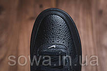"✔️ Кроссовки Nike Air Force Low 1 '07 LV8 ""Black"" , фото 2"