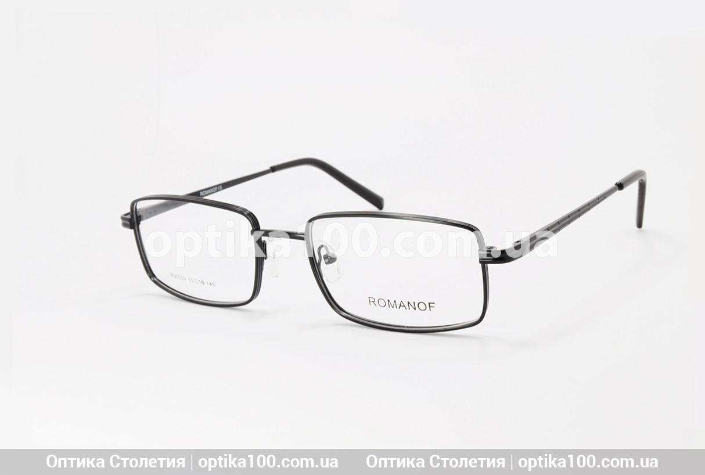 Черная оправа для очков для зрения