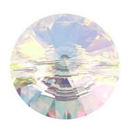 Пуговицы Swarovski 3015 Crystal AB