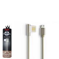 USB кабель Remax Emperor RC-054m MicroUSB 1m Gold