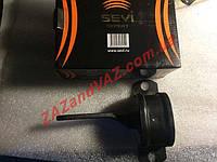 Подушка двигателя задняя (скоба) ВАЗ 2108 2109 21099 СЭВИ Россия 2108-1001033-10, фото 1