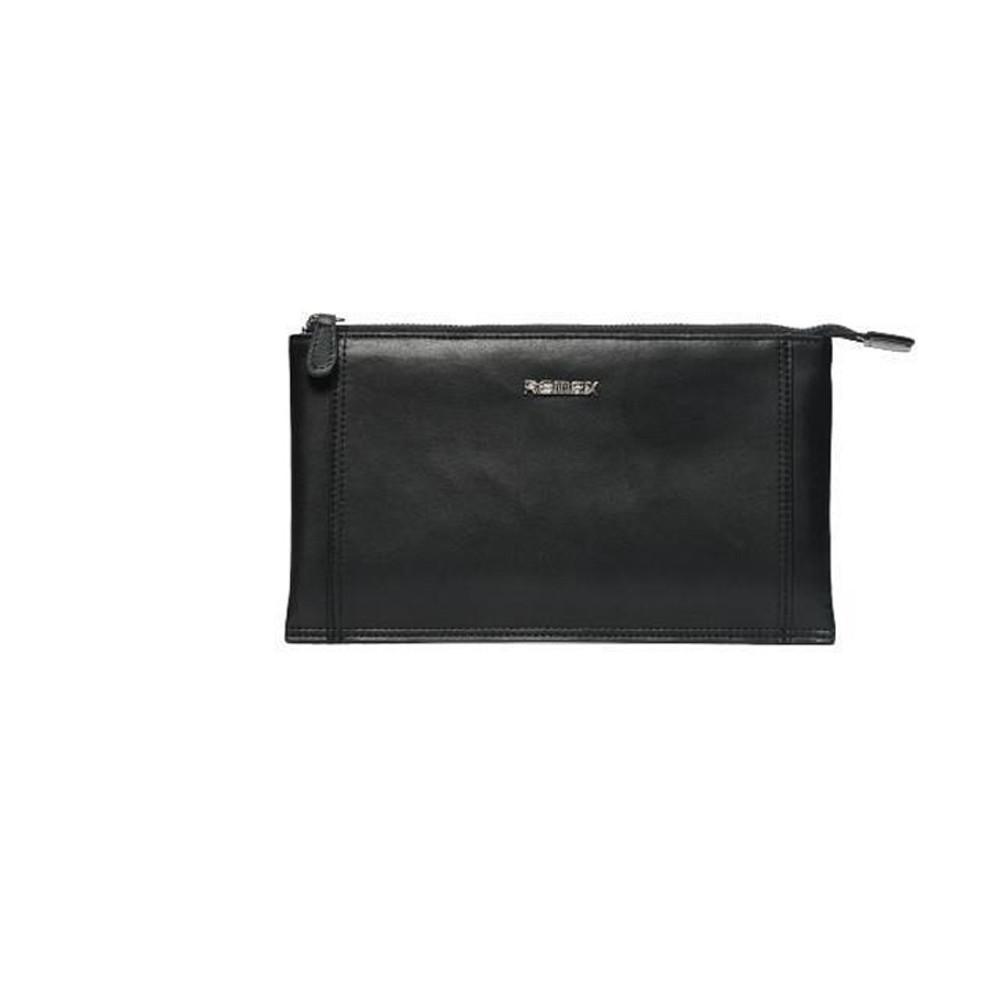 Кошельок Remax Glossy Leather Bag Black