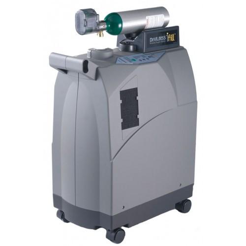 Персональная кислородная станция DeVilbiss iFill Personal Oxygen Station с пробегом