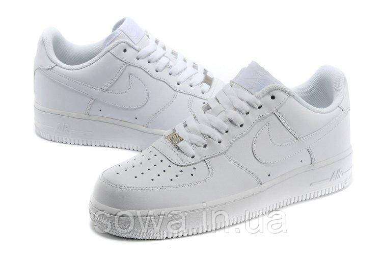 "✔️ Кроссовки Nike Air Force 1 Low ""White"""