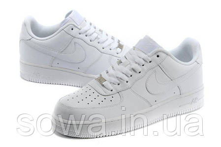 "✔️ Кроссовки Nike Air Force 1 Low ""White"" , фото 2"