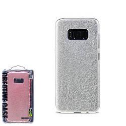 Чохол Remax Glitter Samsung S8 Plus Silver